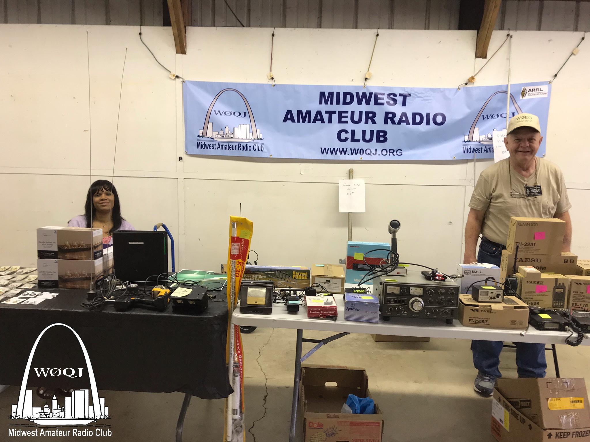 The DEKALB Hamfest – 05/05/2019 – w0qj – Midwest Amateur